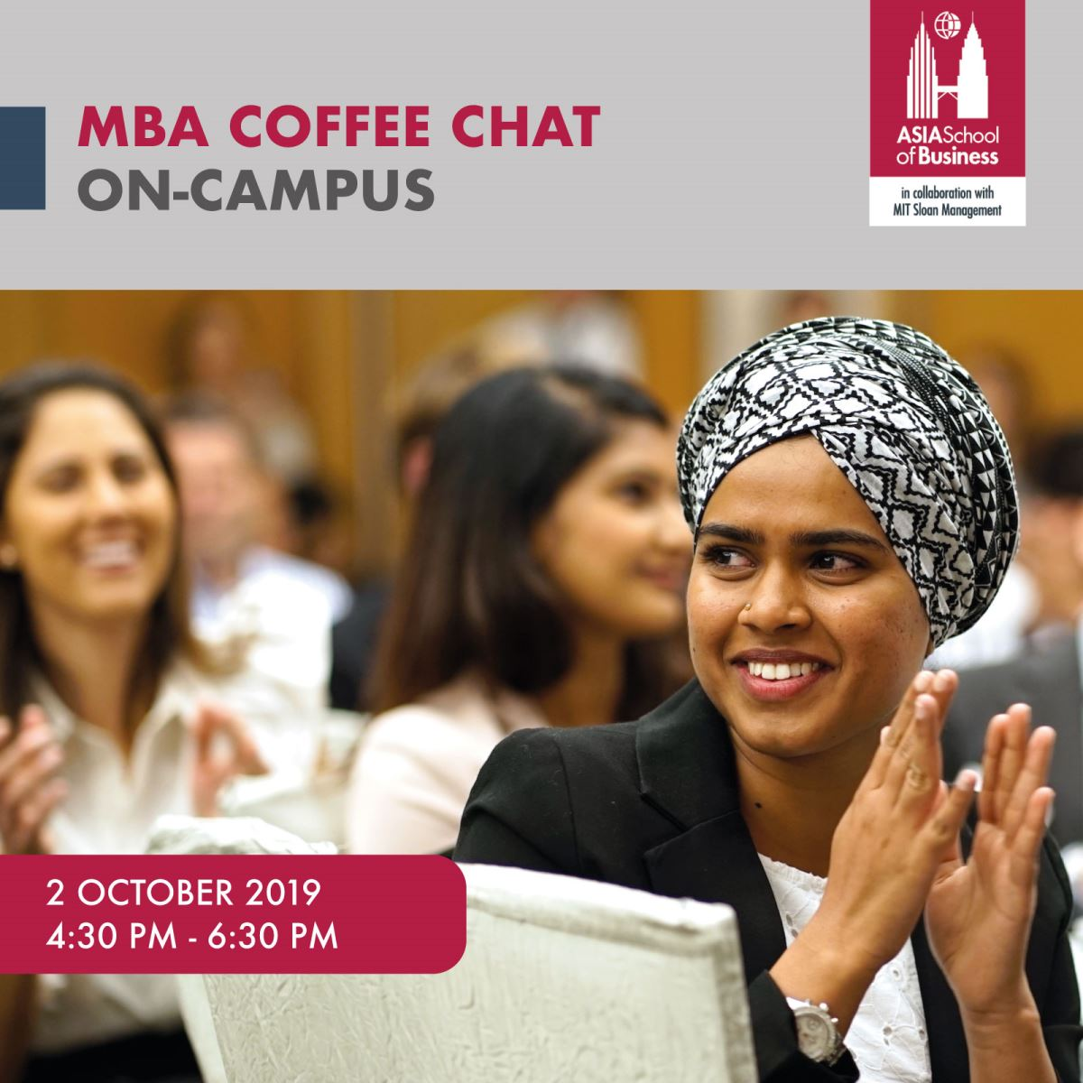 On-Campus Coffee Chat